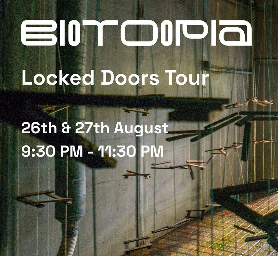 26/27.08 Locked Doors Tour