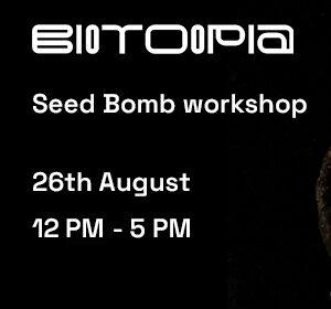 26.08 Seed Bomb workshop