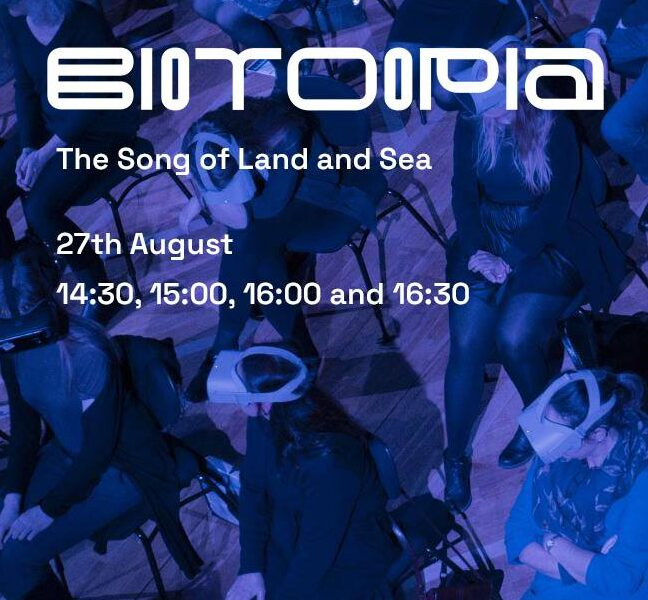 27.08 The Song of Land and Sea – 10 min long VR music performances